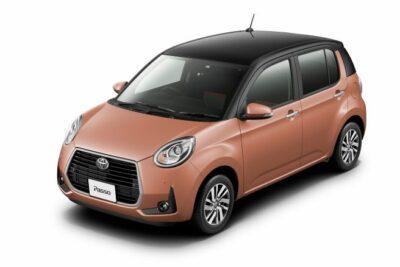 【トヨタパッソ新旧比較】マイナーチェンジでどう変わった?変更点まとめ