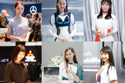 【東京モーターショー・コンパニオン2019】全メーカー108人撮り下ろし!超速報
