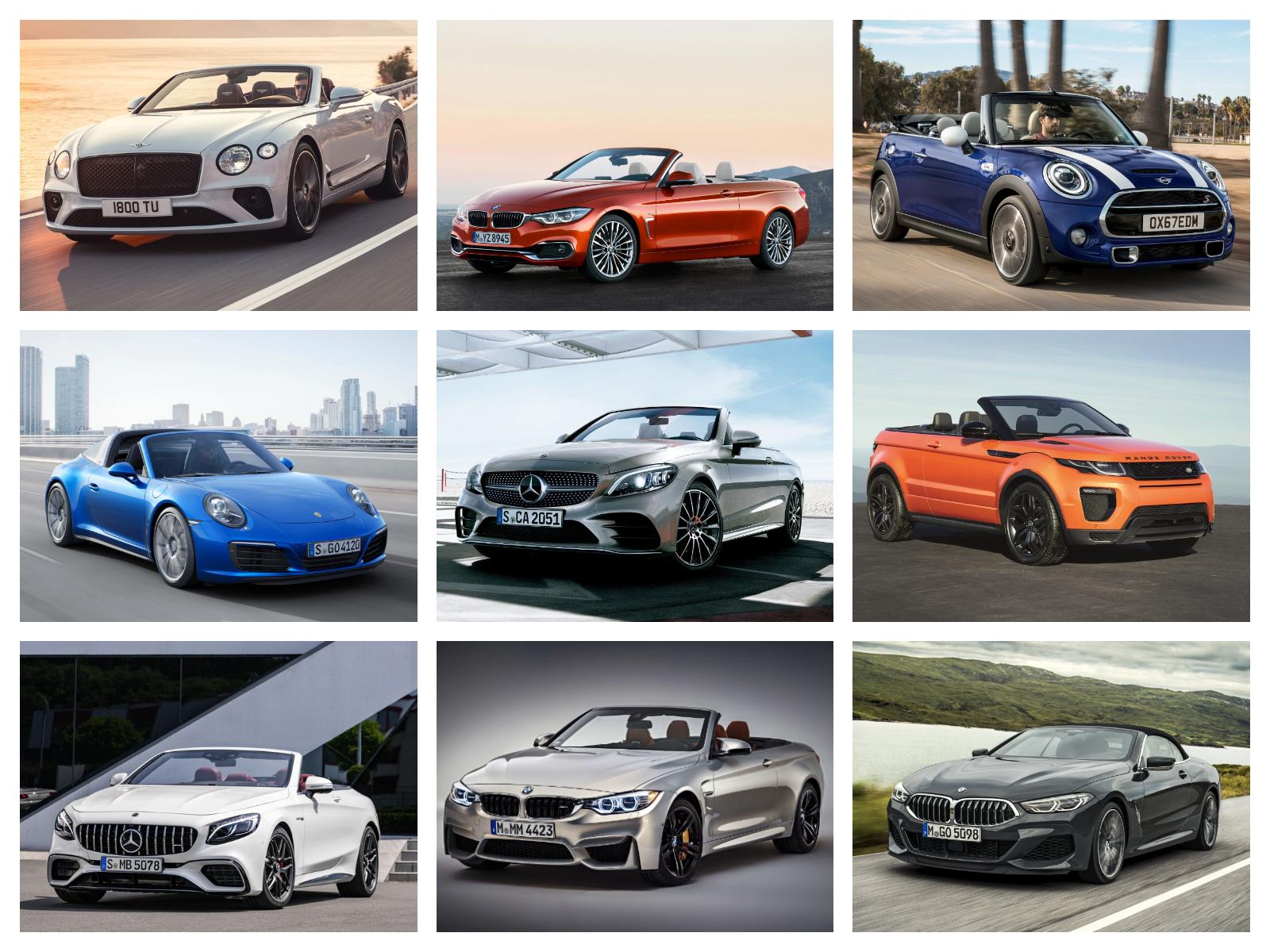 新車で買えるおすすめ4人乗りオープンカー一覧2019年最新情報 | MOBY [モビー]
