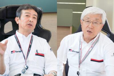 GRガレージ×MOBY対談「夢はトヨタ100%ピュアスポーツカー」