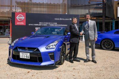 日産GT-R、フェアレディZ、東名高速道路が50週年!記念イベントが足柄SAで開催(5/25,26)