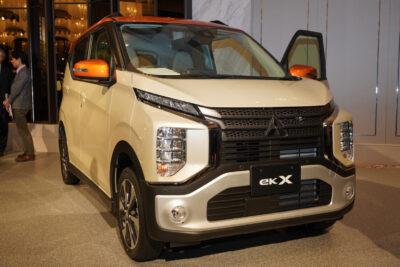 新型 三菱 eKクロス発売!デザインと色にこだわった軽SUV【最新詳細情報】
