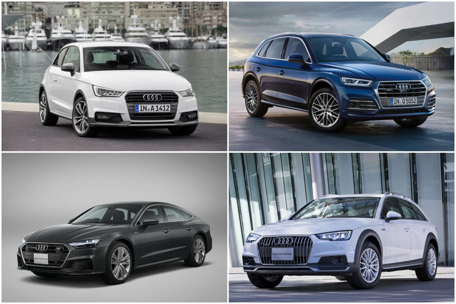 【アウディ】新車で買える現行車種一覧 2020年最新情報