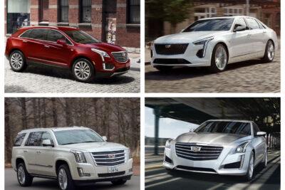 【キャデラック】新車で買える現行車種一覧|2020年5月最新情報