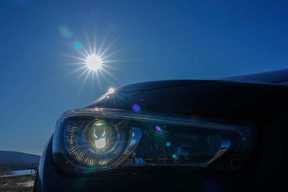 スカイライン GT Type SP ハイブリッド 2WD|ヘッドライト