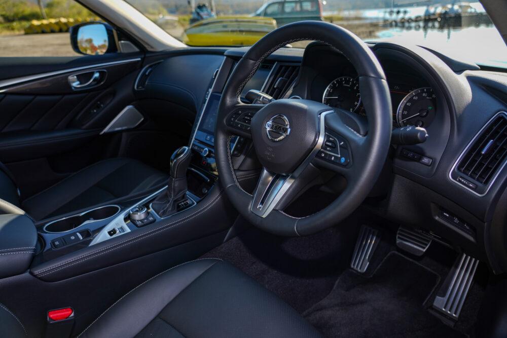 スカイライン GT Type SP ハイブリッド 2WD|内装・インパネ