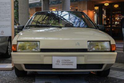 【シトロエン BX】イタリア・ガンディーニが生んだ新たなスタイル