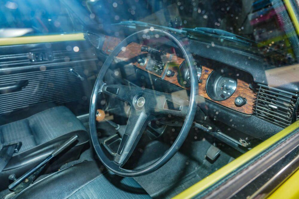 トヨタ カローラ TE20型 内装
