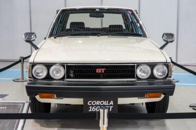 【トヨタ カローラ(1600GT)】カローラ最後のFRに登場した本格派スポーツ