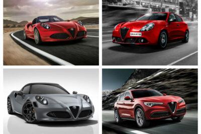 【アルファロメオ】新車で買える現行車種一覧|2020年最新版