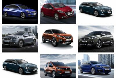 【プジョー】新車で買える現行車種一覧|2020年最新版