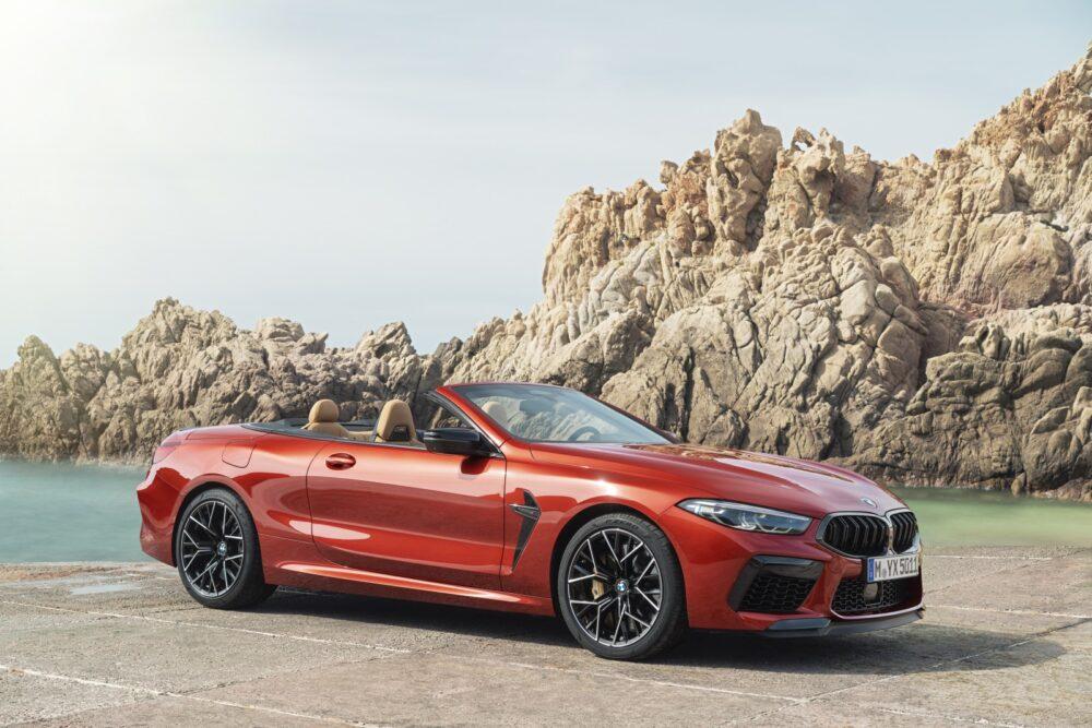 BMW M8カブリオレ