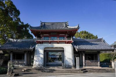 安楽寺-第6番礼所「温泉湯治の寺 」車お遍路案内| 四国88ヶ所霊場巡り
