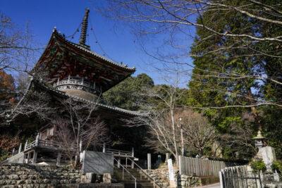熊谷寺-第8番礼所【車お遍路案内】四国88ヶ所霊場巡り