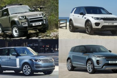 【ランドローバー】新車で買える現行車種全7モデル一覧|2020年5月最新情報
