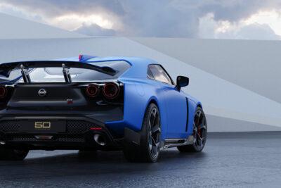 1億円超「日産 GT-R50 by イタルデザイン」納車開始へ|東京オートサロン2020にも出展