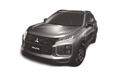 三菱 RVRに黒基調で精悍になった特別仕様車「ブラック エディション」を発売