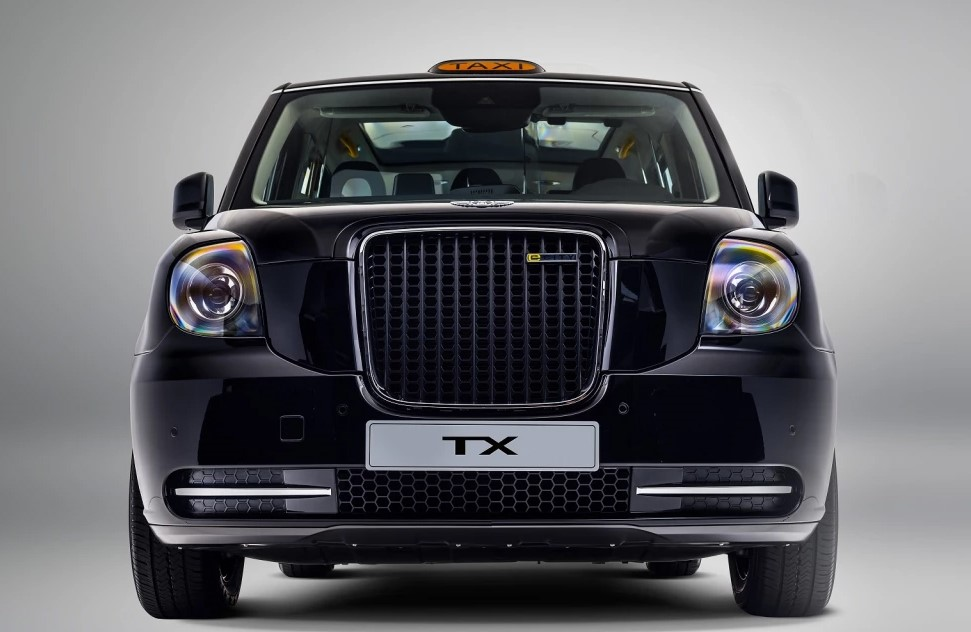 LEVCの新型タクシー「TX」のフロントマスク