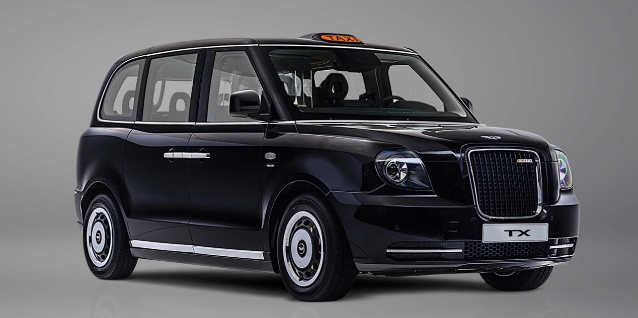 LEVCジャパンが発表した新型タクシー「TX」