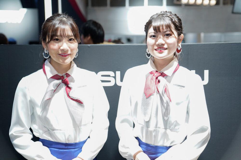 東京オートサロン2020 SUBARU コンパニオン
