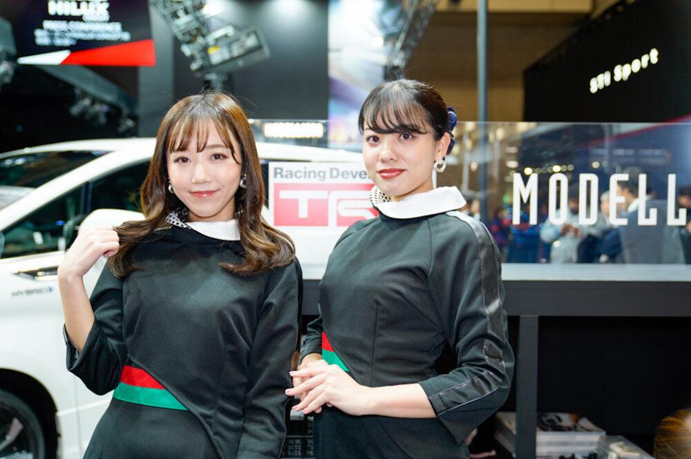 東京オートサロン2020 TRD / モデリスタ コンパニオン