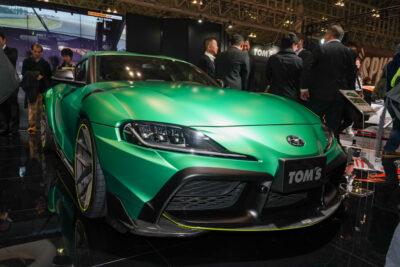 【TOM'S】東京オートサロン2020でスープラ、センチュリー限定車を発表・受注開始