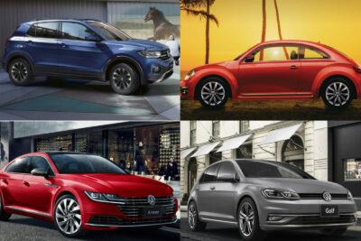 【フォルクスワーゲン】新車で買える現行車種一覧|2020年5月最新情報