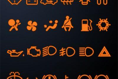 車の警告灯(ランプ)の種類別意味一覧!警告灯を無視していると大変なことに!
