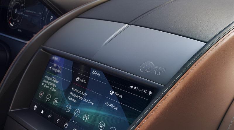 ジャガー 新型Fタイプ 12.3インチ インタラクティブ・ドライバーディスプレイ