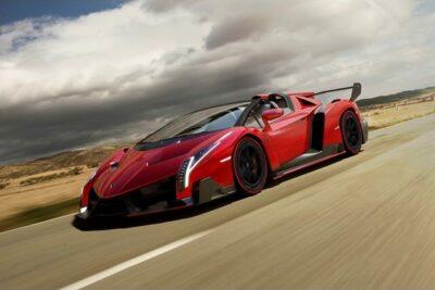 スーパーカー最強スペックランキングTOP10|価格やエンジンスペックで比較