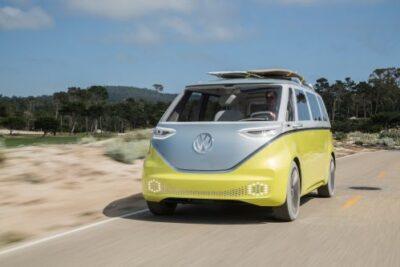 ワーゲンバス「I.D. BUZZ (バズ)」新型EVで2022年に復活!価格やスペックは?