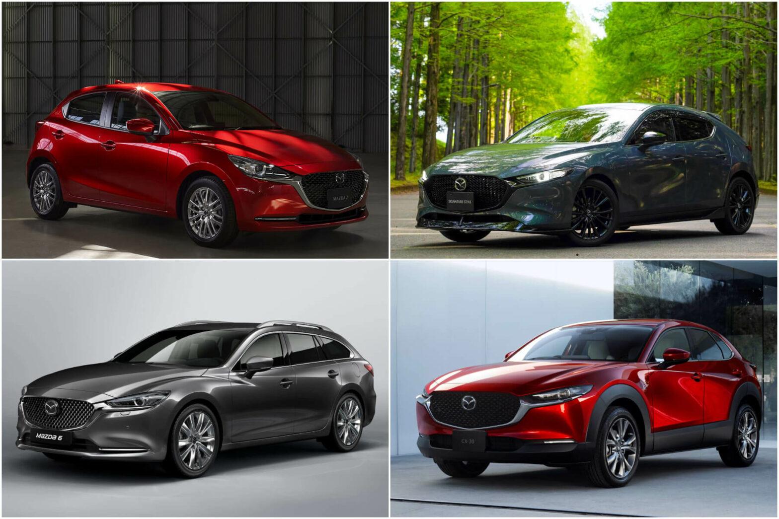 【マツダ】新車で買える現行車種全16モデル一覧|2020年5月最新情報