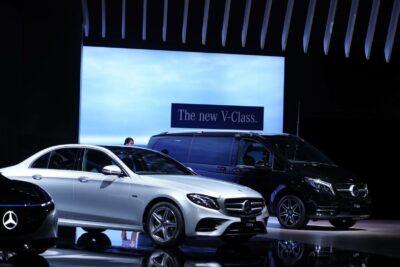2019年に一番売れた輸入車は「メルセデス・ベンツ」