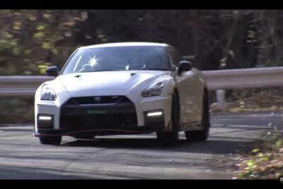 日産 GT-R NISMOは峠でも速いのか?ドリキン土屋圭市氏が群サイで出したタイムに驚愕!