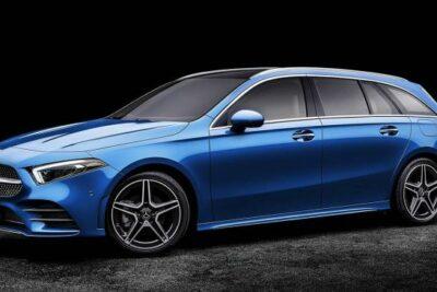 メルセデス・ベンツ新型Aクラスにステーションワゴンを追加か!価格や発売日予想・最新情報