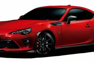 トヨタ86「GR スポーツ」を発売開始!ノーマルモデルとの違いは?