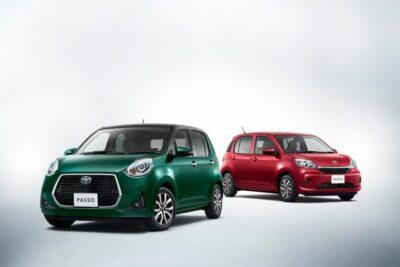 トヨタ パッソ/ダイハツ ブーンがマイナーチェンジ!デザイン変更やスマアシ3標準装備など