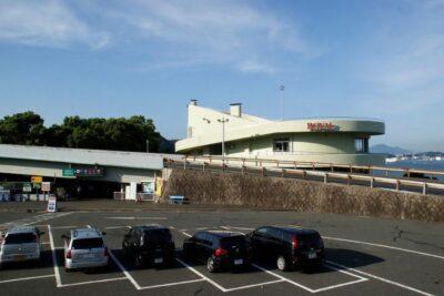 【めかりPA(パーキングエリア)  上り・下り 最新情報】関門橋を綺麗に見る絶好のスポット!