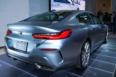新型BMW 8シリーズ グラン クーペ 発表!最上級4ドアクーペ