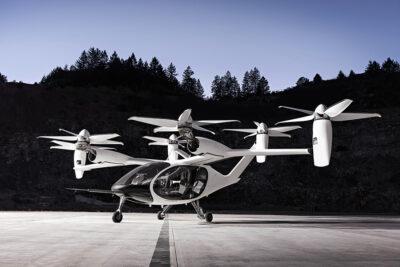【トヨタ】電動航空機を開発、生産!電動垂直離着陸機(eVTOL)で空のモビリティ実現へ