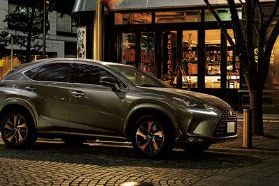 【レクサス NX・UX】専門カラーを配した特別仕様車を設定