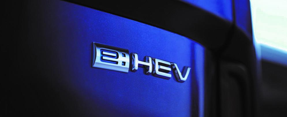 ホンダ ステップワゴン e:HEVエンブレム