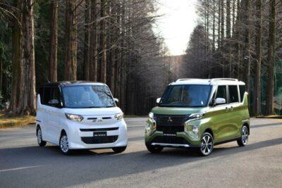 三菱「eKスペース」新型へフルモデルチェンジ、「eKクロス スペース」を追加 新旧比較とハイライト