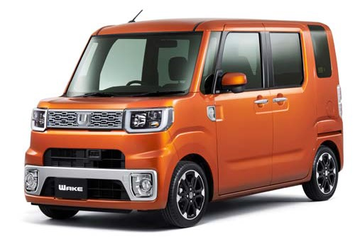 """現行モデル発売年月日:2014年11月10日  新車価格:138万~188万円  画像は、G """"SA"""""""