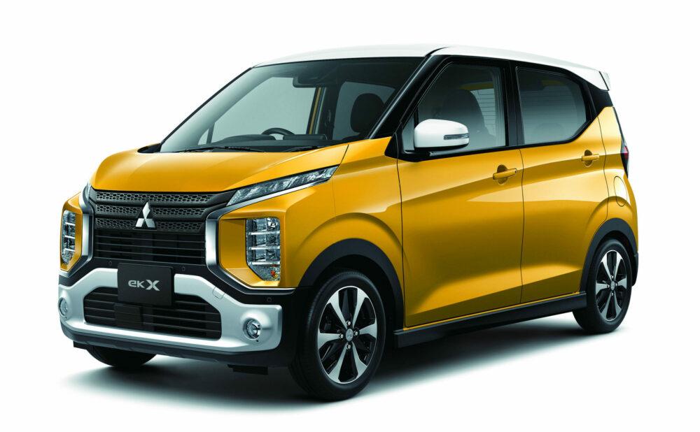 現行モデル発売年月:2019年3月ニューモデル eKクロス 新車価格:144〜195万円 画像は、T