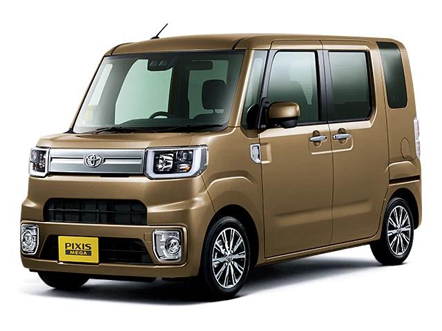トヨタ ピクシスメガの画像