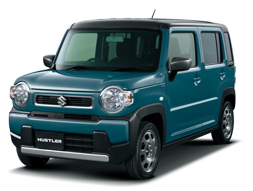 スズキ・ハスラー  新車価格:128〜179万円