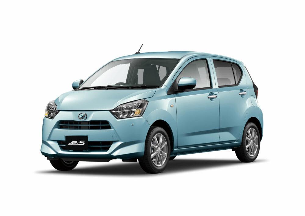 ダイハツ・ミライース  新車価格:86〜137万円