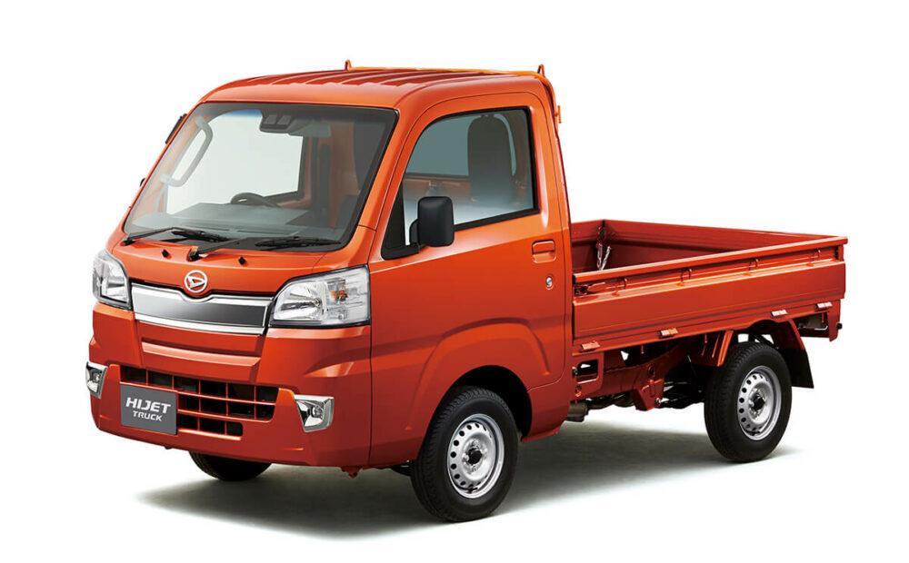ダイハツ・ハイゼットトラック  新車価格:69〜119万円