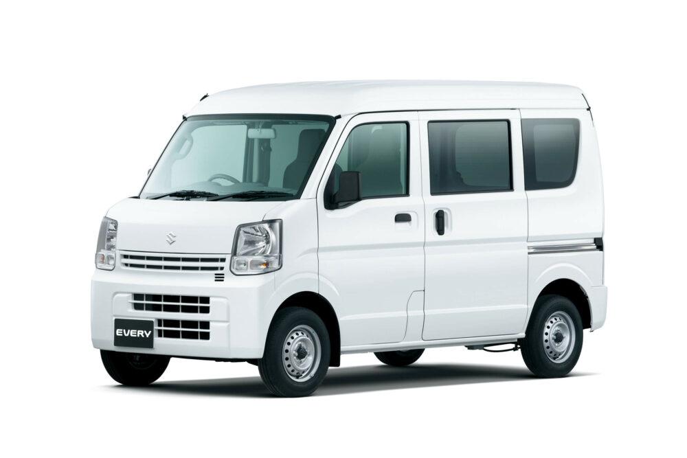 スズキ・エブリイ  新車価格:97〜153万円